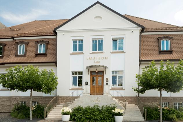 La maison wertgutschein la maison hotel for La maison hote