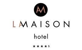 LA MAISON hotel Logo