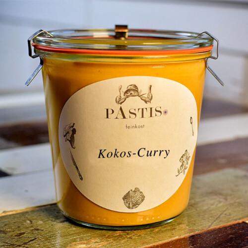Kokos-Currysauce 550ml
